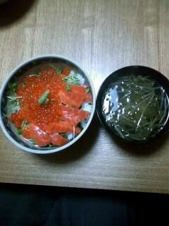ザ・親子丼