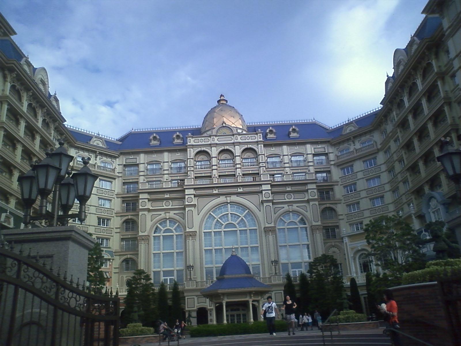 夢の国《ホテル編》